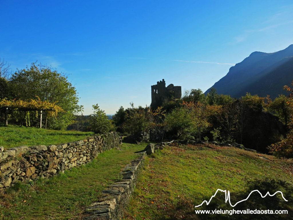 Trek Spot Climb di Airale, castello di Cesnola